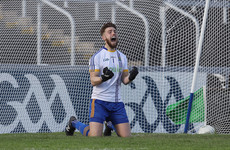'I just come up zoned-in, kick it and that's it' - Wicklow's free-scoring goalkeeper