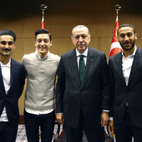 Turkey hits out at 'slanderous' German criticism of footballers' controversial photo