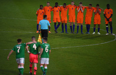 'The decision was correct': Ireland U17 'keeper grateful for support after cruel Euros exit