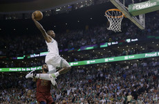 LeBron hits 42-point triple-double but Celtics turn screw on Cavs in game 2