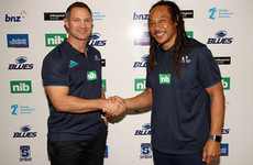 Blues show faith in All Black legend despite sitting bottom of Super Rugby