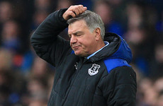 Allardyce sacked as Everton boss after just 6 months in charge with Silva tipped to take over