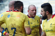 Romania to appeal Rugby World Cup disqualification