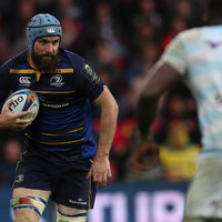 Fardy keen to remain at Leinster beyond initial two-year stay