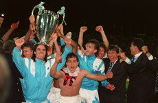 The story of Marseille's tainted Champions League win