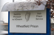 Prisoner died after ingesting a package received during a visit