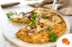 GIY: Get creative with delicious new potatoes using this Spanish tortilla recipe