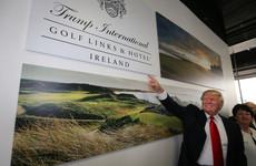 Donald Trump values Doonbeg golf resort at between $25 million and $50 million