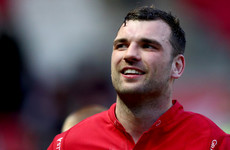 Tadhg Beirne back at lock as Scarlets lay title on the line in Glasgow