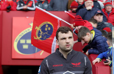 Beirne hoping to win Ireland cap in Australia while still a Scarlet