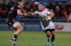 Best and Henderson ruled out of Champions Cup play-off as potential debutant makes Ulster bench