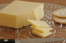 The Irish food board wants to tap into China's growing love for cheese