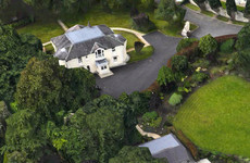 A big developer wants to build 200 homes on the site of Dublin's second-most expensive house