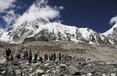 As more climbers flock to Mt Everest, Sherpa guides are leaving the 'risky business'