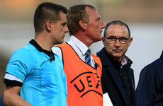 O'Neill: 'Holland knocked England out and the Dutch goalkeeper was about 15 yards off the line'