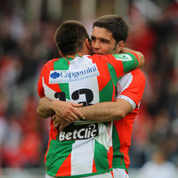 Fallen giants Biarritz relegated to French third division