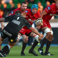 That's why they're champions! Scarlets tear through Glasgow to reach Pro14 final