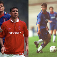 'Cantona had the presence, just the way he stood. There was a period in the 90s when he was king'