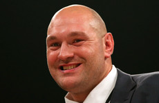 Tyson Fury enlists Ronnie O'Sullivan's help ahead of next month's comeback