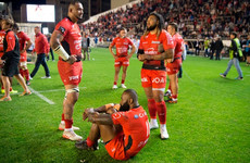 Lyon advance to first Top 14 semi-final after extra-time stalemate with Toulon