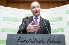 "Fianna Fáil: ""It has been a very difficult week"""