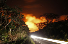 Helicopters deployed to rescue Hawaii residents from fast moving lava
