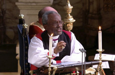 15 reactions to the American bishop who gave a sermon from his iPad at the royal wedding