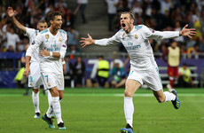 LIVE: Real Madrid vs Liverpool, Champions League final