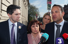Up in the polls: The Cervical Check scandal hasn't dented support for Fine Gael