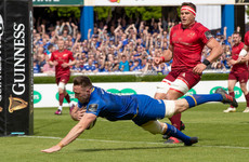 Leinster's fresh faces make their presence truly felt against Munster