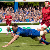 Leinster's fresh faces make their presence truly felt against Munster