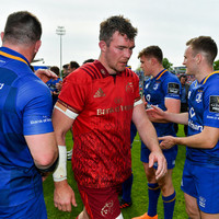 'That's my call': O'Mahony felt Munster had enough momentum to turn down shot at posts