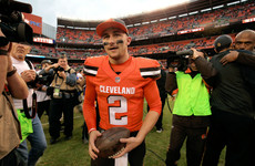 Quarterback Johnny Manziel to resume his career in CFL