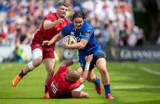 'Week in, week out, finals footy': Lowe relishes the big stage as he leads the way for Leinster