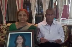'Don't let what happened to us happen to other families': Savita's parents back Yes vote