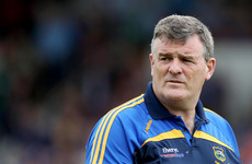 'It's an absolute disgrace' - Tipp manager Kearns left frustrated by one week turnaround