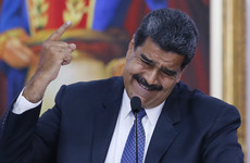 Venezuela's unpopular leader is the favourite as voters go to the polls