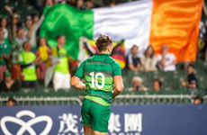 Leinster's Kennedy scores two tries as Ireland win the Moscow 7s