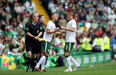 When is a debut not a debut? Talking points from Ireland's friendly with Celtic