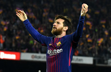 Messi claims fifth European Golden Shoe after winning Pichichi Trophy