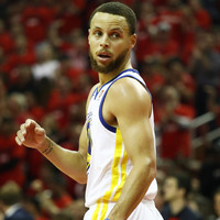 Curry and Durant star as Warriors breeze past Rockets in game three