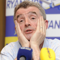 Michael O'Leary says baggage rule change is causing a 'handling issue' and may be reviewed