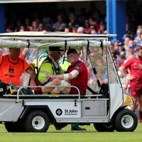 'I think it�s serious' - Concern for Munster's O'Donoghue after knee injury