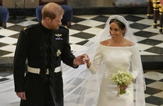 Was Audrey Hepburn's Givenchy wedding dress the inspiration behind Meghan Markle's gúna?