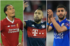 Wish you were here! Our World XI from the countries that didn't qualify for Russia 2018