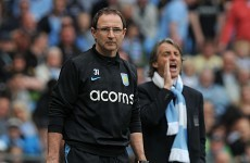 Martin O'Neill: Mind games might not derail Man City, but history could