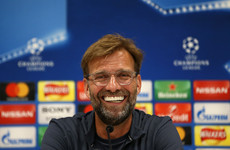 'If you Google 'European nights', the answer must be 'Anfield'' - Klopp