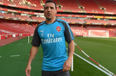 Cazorla to leave Arsenal in June after two years of injury hell