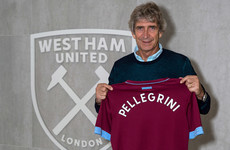 'We have listened to fans': West Ham appoint 64-year-old Pellegrini as new manager