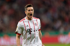 Chelsea target Lewandowski in £100 million pursuit - reports